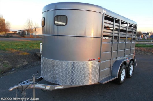 Livestock Trailer - 2020 Miscellaneous gr  6' X 14' 7K available New in Halsey, OR