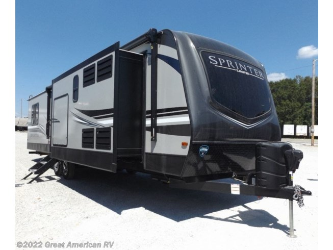 New 2019 Keystone Sprinter Limited 333FKS available in Sherman, Mississippi