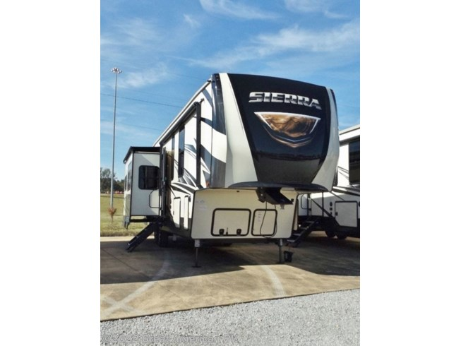 New 2019 Forest River Sierra 33RLIK available in Sherman, Mississippi