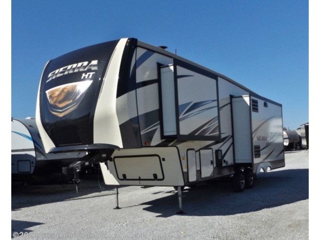 New 2019 Forest River Sierra 2950TRIK available in Sherman, Mississippi