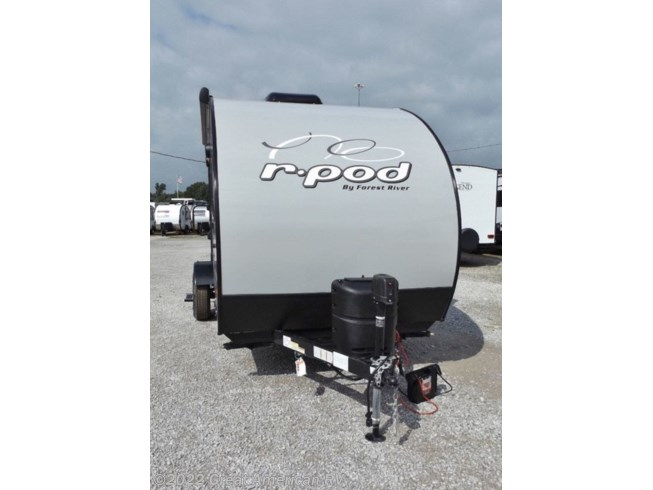 2020 Forest River R-Pod West RP-180 - New Travel Trailer For Sale by Sherman RV Center in Sherman, Mississippi