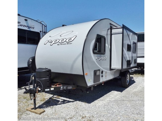 New 2019 Forest River R-Pod 190 available in Sherman, Mississippi
