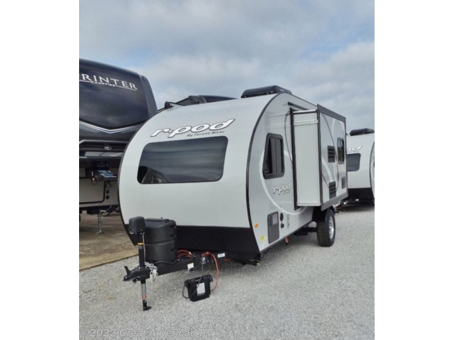 New 2020 Forest River R-Pod West RP-190 available in Sherman, Mississippi