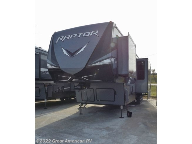 New 2020 Keystone Raptor 423 available in Sherman, Mississippi