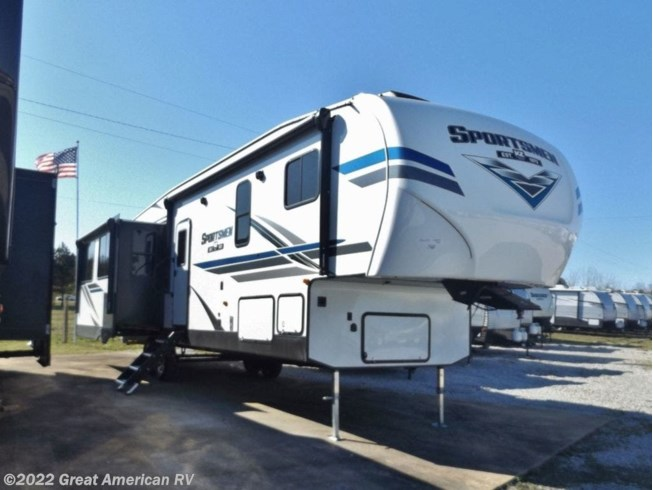 New 2020 K-Z Sportsmen® Fifth Wheels 344BH available in Sherman, Mississippi