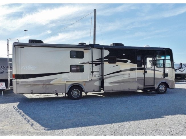2008 Tiffin OPEN ROAD 35QBA - Used Class A For Sale by Sherman RV Center in Sherman, Mississippi