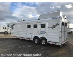 #3446 - 2006 Platinum Coach 3 horse w/ 12' sw by Outlaw Conversions