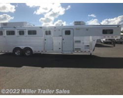 #2870 - 2004 4-Star 4 horse with 10' sw by Outlaw Conversions