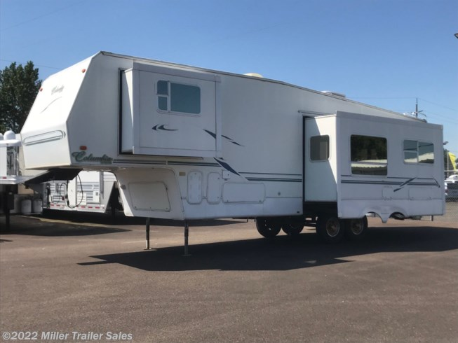 2001 Keystone Columbia 29' 5th wheel RV
