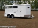 2020 Bee Trailers Quest 3 Horse Bumper...