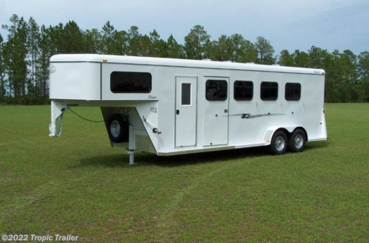 Horse Trailer - 2020 Bee Trailers 4 Horse Gooseneck Stinger available New in Fort Myers, FL