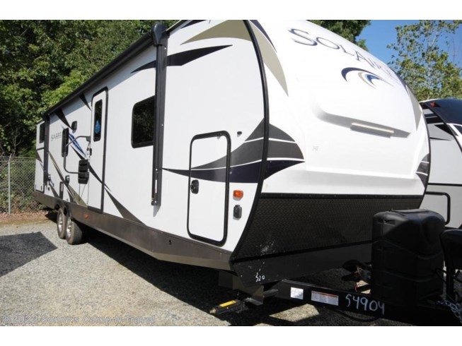 New 2021 Palomino Solaire 320TSBH available in Concord, North Carolina