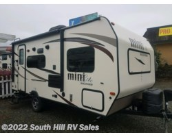 #4362A - 2017 Forest River Rockwood Mini Lite 1909S