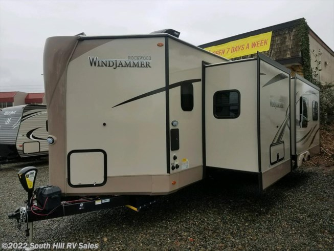 Travel Trailers For Sale Puyallup Wa >> 4511 2019 Forest River Rockwood Windjammer2715vsc For Sale In