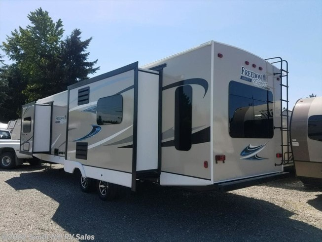 2018 Coachmen Freedom Express 293RLDSLE