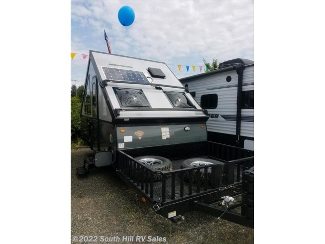 2018 Forest River Rockwood Extreme Sports Package A122THESP
