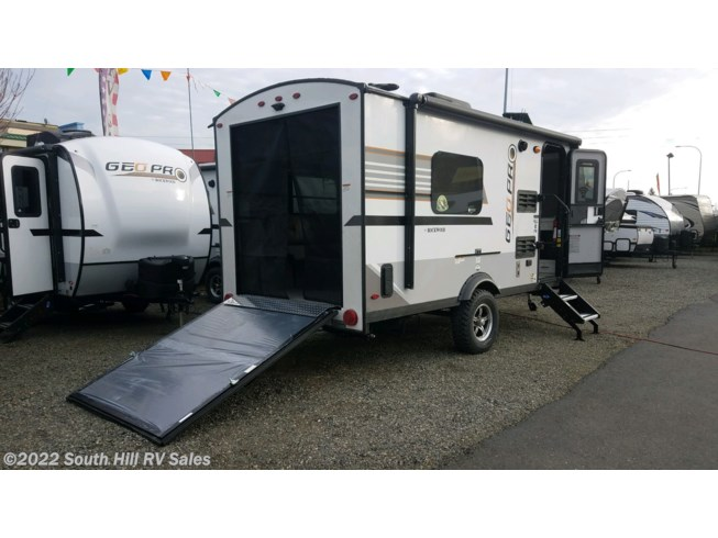 2019 Forest River Rockwood Geo Pro G16TH RV for Sale in ...