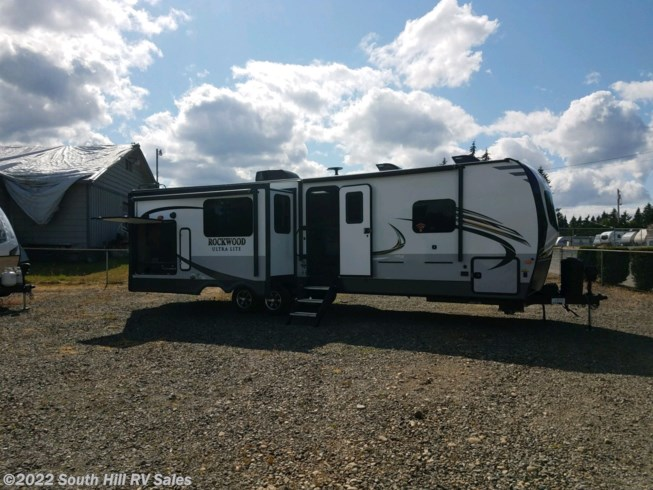 New 2021 Forest River Rockwood Ultra Lite 2906RS available in Puyallup, Washington