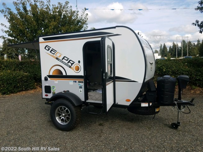 New 2021 Forest River Rockwood Geo Pro G12RK available in Puyallup, Washington