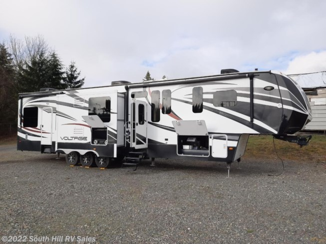 Used 2014 Dutchmen Voltage 3970 available in Puyallup, Washington