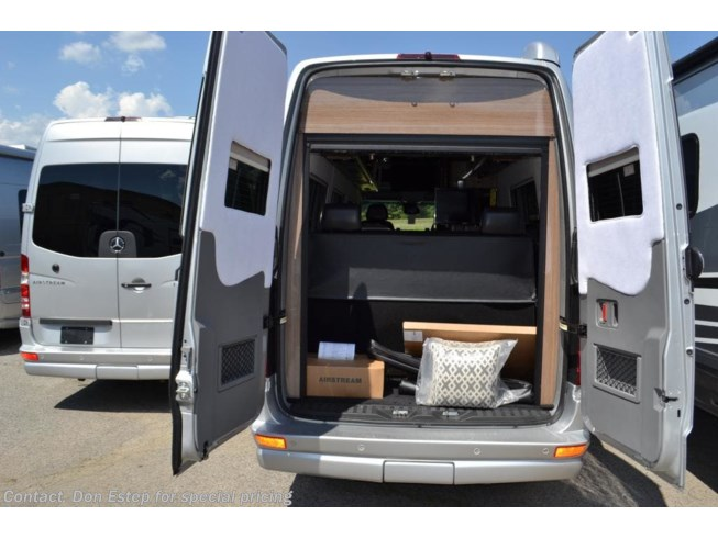 2019 Airstream Rv Interstate Lounge Ext D Air Ride Suspension For