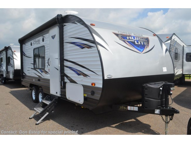 New 2019 Forest River Salem Cruise Lite 201BHXL available in Southaven, Mississippi