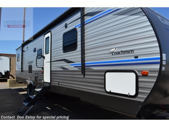 New 2020 Coachmen Catalina Legacy Edition 343BHTSLE available in Southaven, Mississippi
