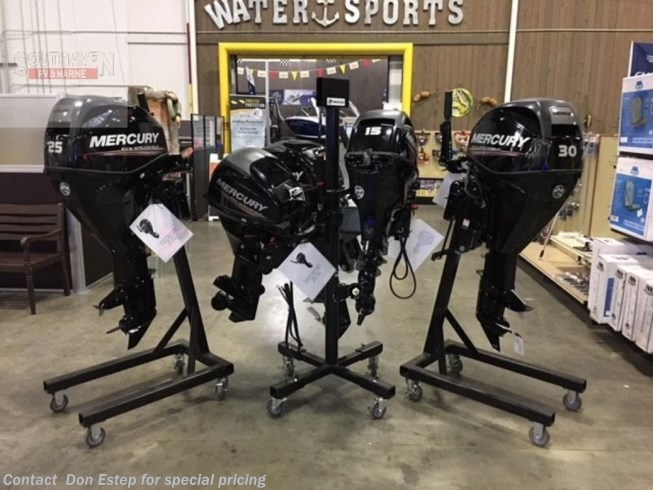 New 2019 Miscellaneous Mercury Marine® 20ELH FourStroke available in Southaven, Mississippi