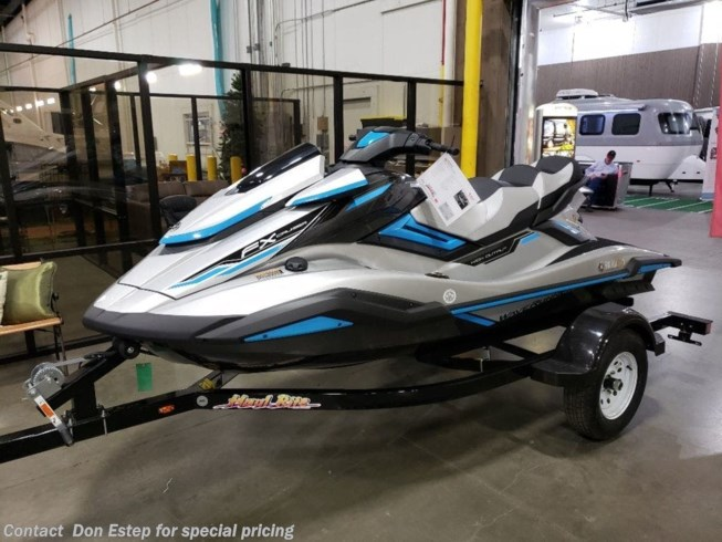 2020 Miscellaneous Yamaha Waverunners FX Cruiser HO - New Miscellaneous For Sale by Don Estep  & Chip Grady in Southaven, Mississippi