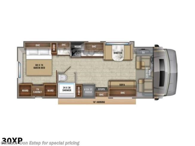 New 2020 Jayco Greyhawk Prestige 30XP available in Southaven, Mississippi
