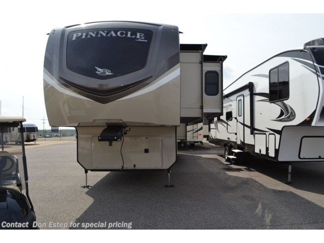 2020 Jayco Pinnacle 36SSWS - New Fifth Wheel For Sale by Don Estep in Southaven, Mississippi
