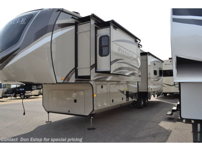 2020 Pinnacle 36SSWS by Jayco from Don Estep in Southaven, Mississippi