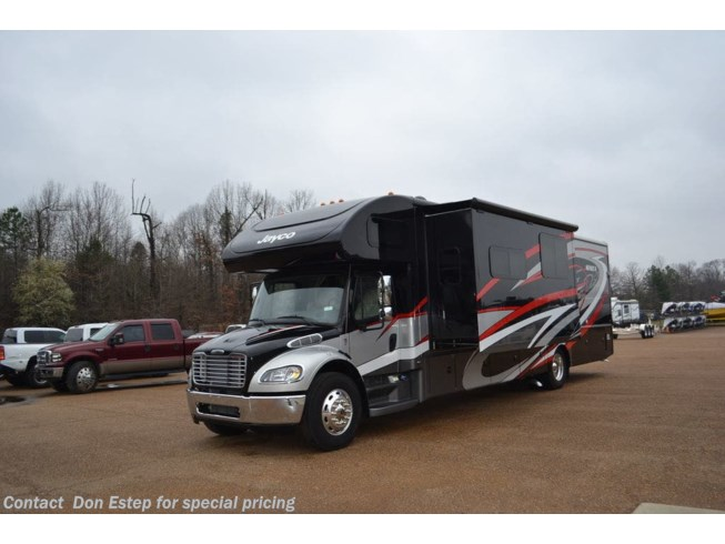 2019 Seneca 37TS by Jayco from Don Estep  & Chip Grady in Southaven, Mississippi