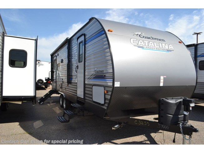 New 2021 Coachmen Catalina Legacy Edition 263RLS available in Southaven, Mississippi