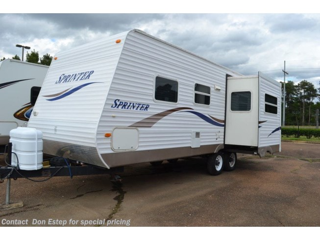 2007 Keystone 259RBS - Used Travel Trailer For Sale by Don Estep  & Chip Grady in Southaven, Mississippi
