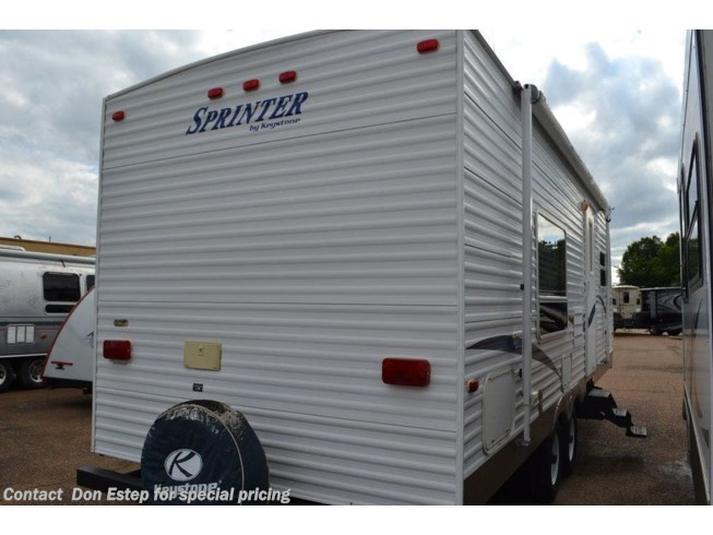 Used 2007 Keystone 259RBS available in Southaven, Mississippi