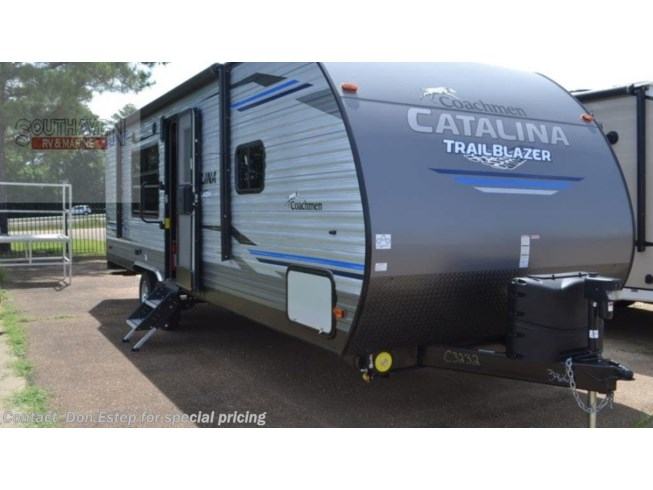 New 2020 Coachmen Catalina Trail Blazer 26TH available in Southaven, Mississippi