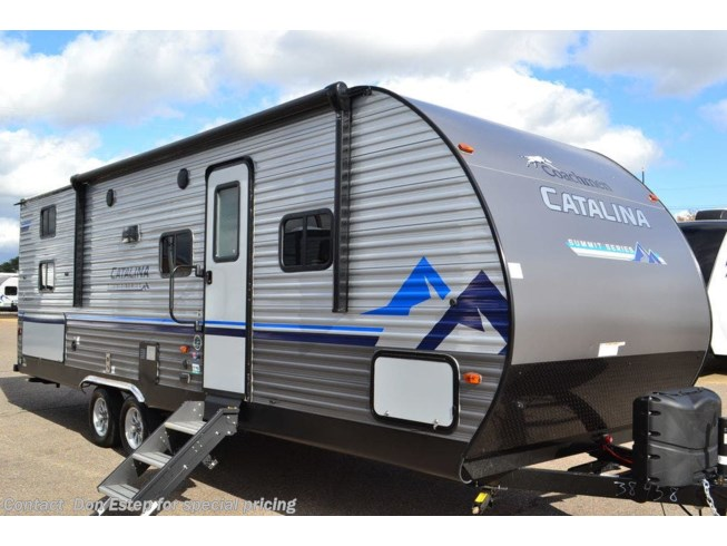 New 2021 Coachmen Catalina Summit 261BHS available in Southaven, Mississippi
