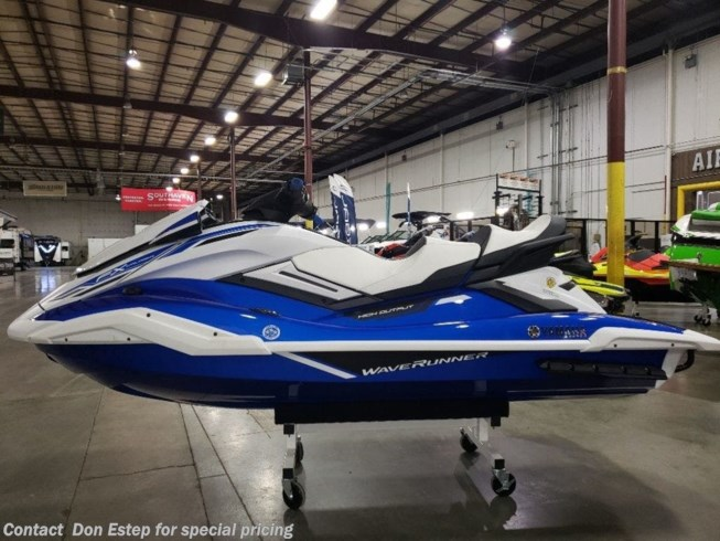 New 2021 Miscellaneous Yamaha Waverunners FX Cruiser® HO available in Southaven, Mississippi