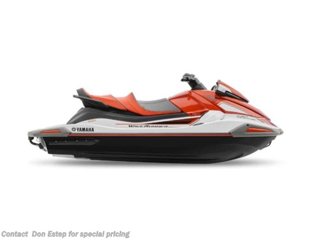 New 2021 Miscellaneous Yamaha Waverunners VX Cruiser® with Audio available in Southaven, Mississippi
