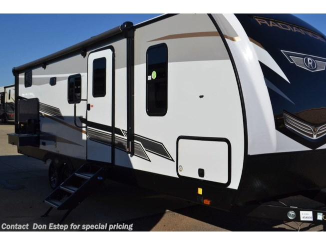 New 2021 Cruiser RV Radiance R-25BH available in Southaven, Mississippi