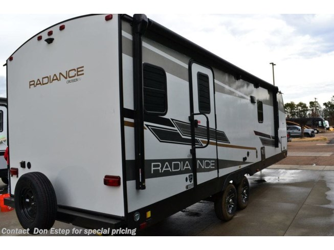 2021 Radiance R-25RB by Cruiser RV from Don Estep in Southaven, Mississippi