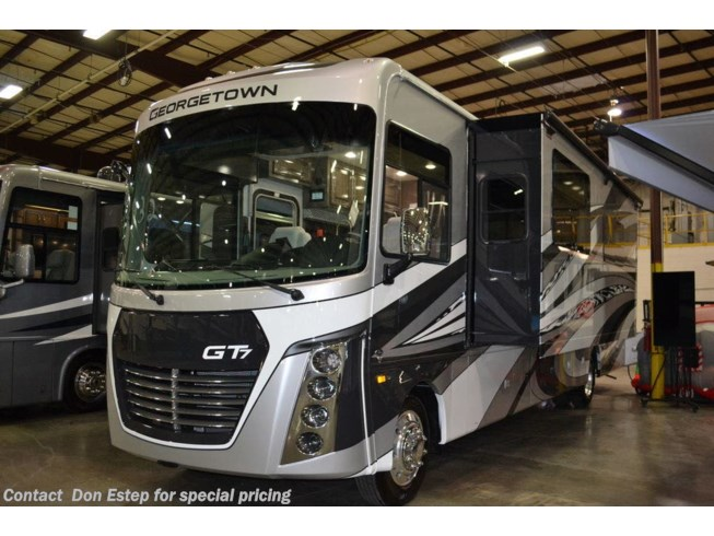 2021 Forest River Georgetown 7 Series GT7 36D7 - New Class A For Sale by Don Estep in Southaven, Mississippi