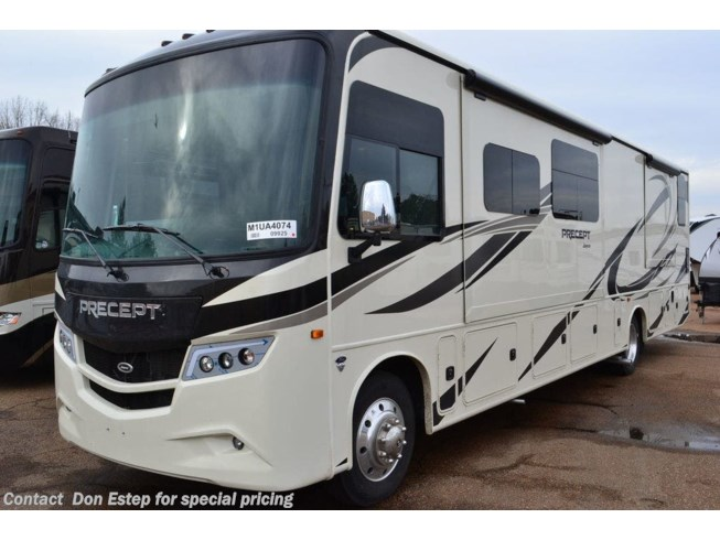 2021 Jayco Precept 36A - New Class A For Sale by Don Estep in Southaven, Mississippi