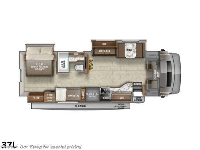 New 2021 Jayco Seneca 37L available in Southaven, Mississippi