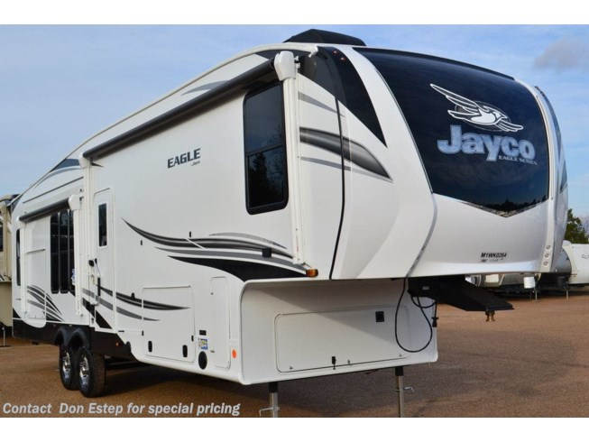 New 2021 Jayco Eagle 317RLOK available in Southaven, Mississippi