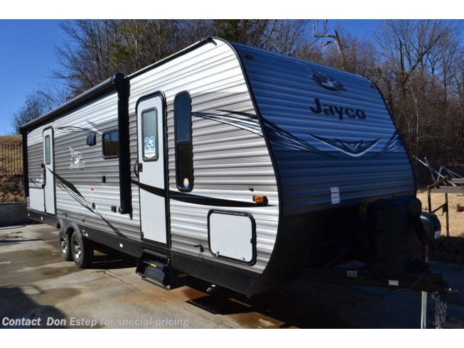 New 2021 Jayco Jay Flight 28BHS available in Southaven, Mississippi