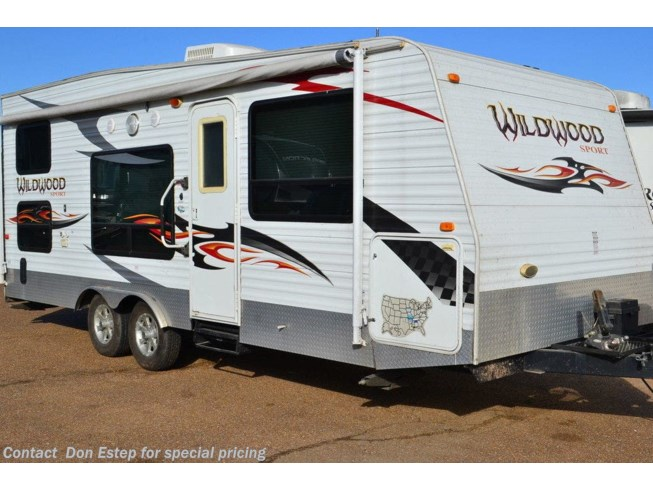 Used 2010 Forest River 23FLSRV available in Southaven, Mississippi