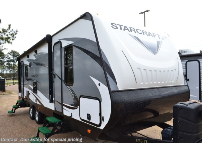 Used 2018 Starcraft Launch Ultra Lite 26RLS available in Southaven, Mississippi