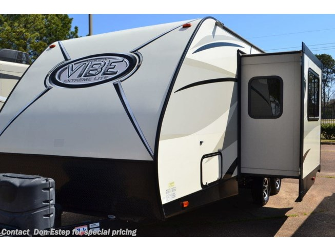 2016 Forest River Vibe 250BHS - Used Travel Trailer For Sale by Don Estep in Southaven, Mississippi